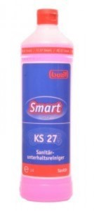 Buzil KS27 sanitary routine cleaner 1L