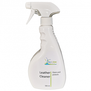 Środek do czyszczenia skór Blue & Green Leather Cleaner