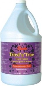 Swish Tried n True Floor Finish 3,78L